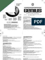 FOT Manual Genius Ok