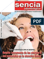 Revista 'Esencia Odontologica', Versión Digital, Oct. 2015
