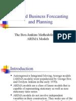 The Box-Jenkins Methodology for RIMA Models