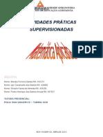 ATPS de Matematica Aplicada 2014