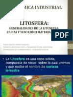 Litosfera Como Materia Prima