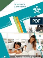 Portafolio de Servicios Sena 2015