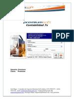 libro de expliucacion premium soft contabilidad