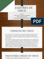 Creadores de Virus