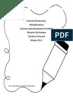 lincoln assessment portfolio