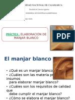 264324386 Elaboracion de Manjar Blanco