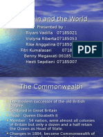 Britain and the World