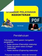 Implementasi Standar Yandok RS