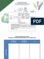 Cuadro Comparativo de Responsabilidad Social Empresarial