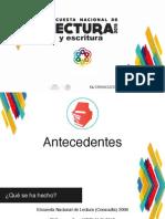 Presentacion Encuesta Nacional 2015