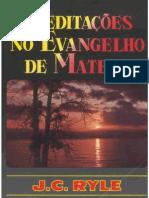 J. C. RYLE - 1 Meditações no Evangelho de Mateus.pdf