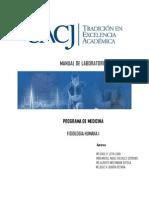Manual Laboratorio Fisiologia Humana i
