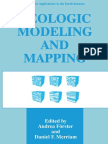 Geologic Modeling and Mapping [Andrea Förster, D.F. Merriam] (Geo Pedia)