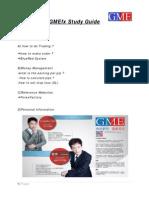 GMEfx Study Guide