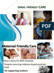 c1 Mother Friendly Care New