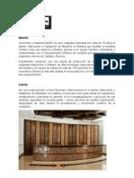 Proyecto Rse - Concretos y Maderas Sas