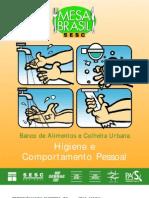 Projeto Mesa SESC - Banco de Alimentos e Colheita Urbana