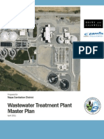 WWTP Master Plan April 2011