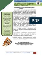 Boletin 40 Diresa Callao-Editorial Michael Barrenechea Loo