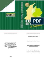 Codigo Policia Santander