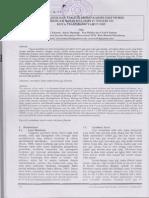 Prefalensi Dan Faktor Resiko Karies Gigi Murid Sekolah Dasar Kelas III-IV Negeri 161 Kota Plembang Tahun 2009