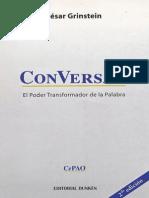 1- A Grinstein Cesar - Conversar El Poder Transformador de La Palabra