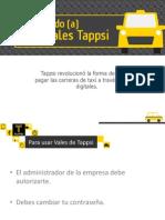 Manual de Uso Pasajeros Vales Julio 2015