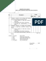 n2' Observation Sheet