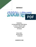 69278764 Referat Sindrom Nefrotik