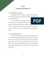 BAB III Analisis Sistem Berjalan Sistem Informasi Penyewaan Truk PT Erafista Indah