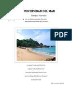 Plan de Marketing Puerto Escondido
