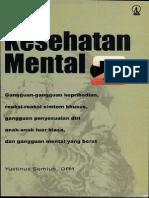 Ebook Kesehatan Mental