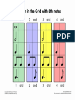 Rhythm Grid Eights