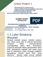 Presentasi Project 1-2015