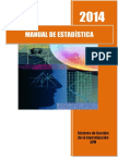 2015 Consulta Manual de Estadística