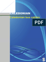 Caledonian Bus cable