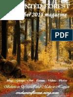 November 2015 Enchanted Forest Magazine