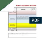 Matriz Consolidada de Identificacion de Impacto y ASP Amb (MODELO)