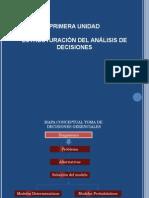 1. Primera Unidad Semana 1 Estructuración Del Análisis de Decisiones