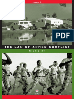 ICRC - The Law of Armed Conflict