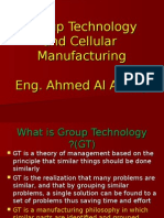 Group Technology and Cellular Manufacturing2