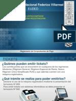 DocumentosComerciales Ticket
