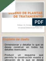 Diseno de Plantas de Tratamiento