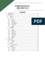 Manual DICOM