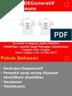 23.Penyakit Degeneratif 19-5-2015