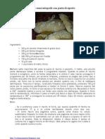Pane Semi-Integrale Con Pasta Di Riporto