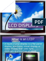 Introduction to LCD Display