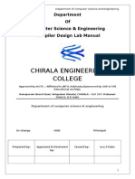 CD Lab Manual-1