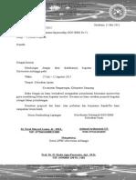 Surat Permohonan Sponsorship - Reg 52