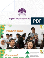 Injaz Job Shadow